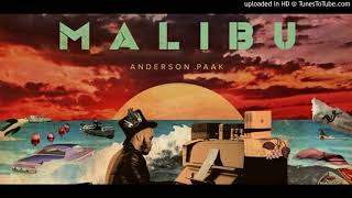 """Anderson .Paak - """"Celebrate"""" (Clean)"""