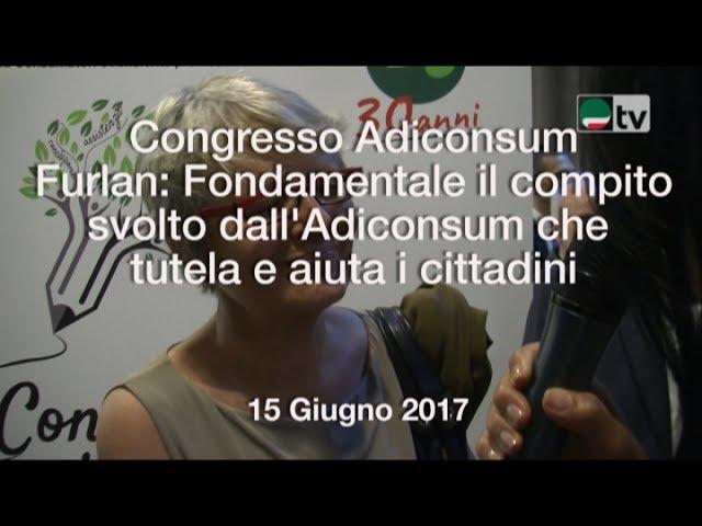 Settimo congresso Adiconsum Nazionale: