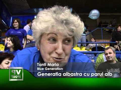 Generaţia albastră cu părul alb