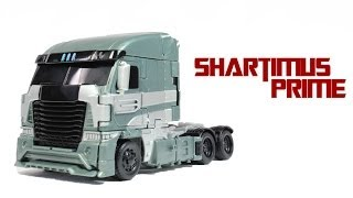 Transformers 4 Age Of Extinction Galvatron Voyager Class Toy Movie Action Figure Review