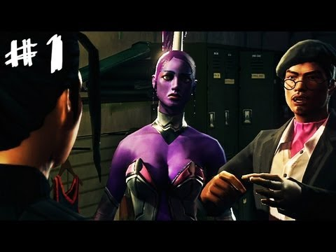 Saints row the movie