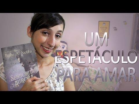 SENHORITA AURORA da Babi A. Sette ? | Alegria Literária