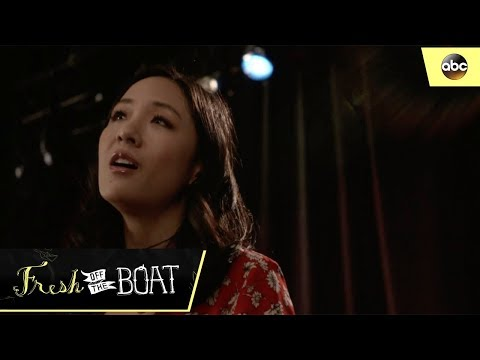 Jessica and Evan Audition - Fresh Off The Boat