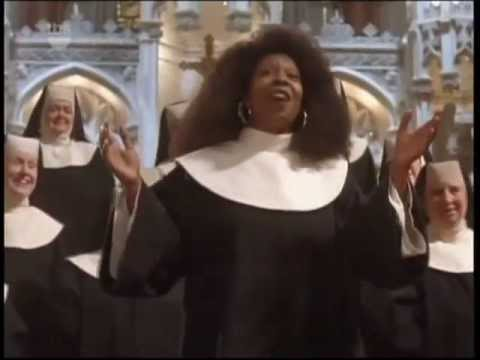 Cambio De Habito 1 - TRES CANCIONES /// Sister Act 1 - THREE SONGS