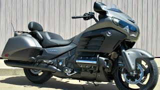 7. SOLD! 2015 Honda Gold Wing F6B Deluxe