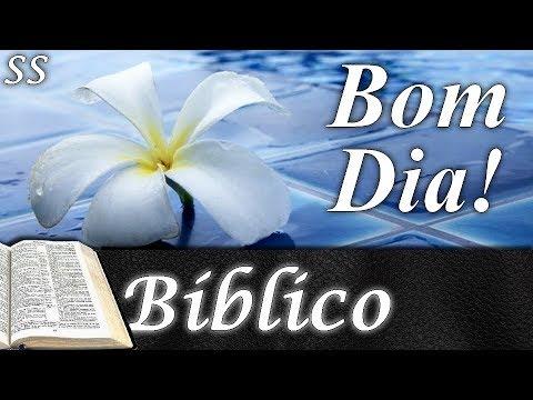 Mensagens para whatsapp - Mensagem bíblica de bom dia com um lindo Salmo! WhatsApp/Facebook
