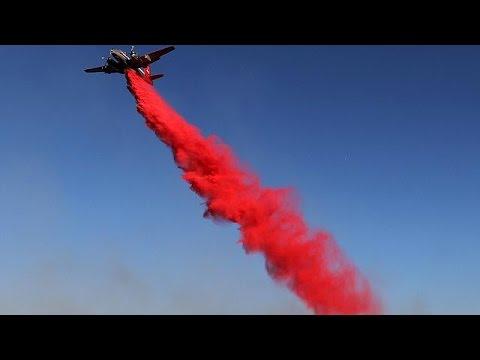 ΗΠΑ: Μεγάλη πυρκαγιά στην Καλιφόρνια
