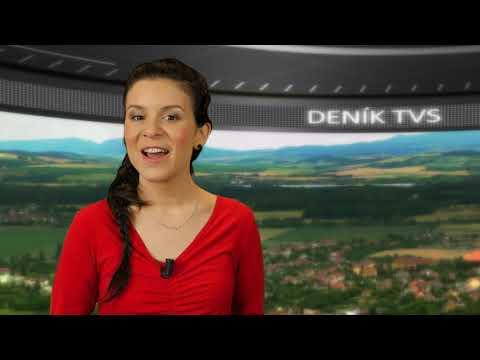 TVS: Deník TVS 9. 12. 2017