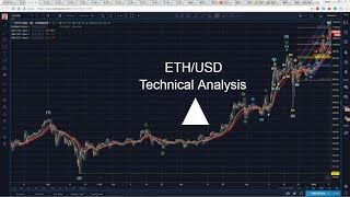 Ethereum Technical Analysis (ETH/USD) : The 5th of the 5th is coming?  [01/10/2018]