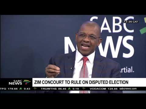 Zimbabwe Concourt Ruling On Election Preview With Adv. Mpofu, Ngcukaitobi