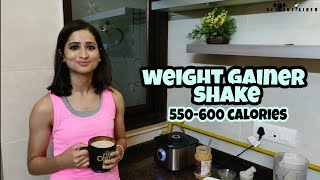 Weight gainer shake | Be your trainer | high calorie shake