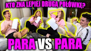 Video KTO LEPIEJ ZNA DRUGĄ POŁÓWKĘ? *PARA VS PARA* MP3, 3GP, MP4, WEBM, AVI, FLV September 2019