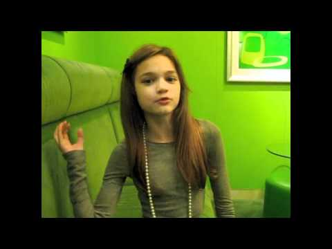 CIARA BRAVO Shares a Prank from the Set of BIG TIME RUSH!
