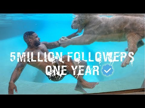 HOW TO GROW 5 MILLION INSTAGRAM FOLLOWERS IN A YEAR! (2018 RECAP)