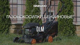 Бензиновые газонокосилки Daewoo в действии