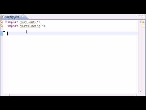 Java - Introduction to Applets