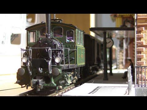 王立バイエルン邦有鉄道PtL2/2型蒸気機関車