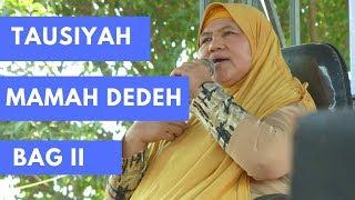 Video CERAMAH MAMAH DEDEH | SERU BANYAK YG TERSINGGUNG... MP3, 3GP, MP4, WEBM, AVI, FLV April 2019