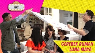 Video GEREBEK RUMAH LUNA MAYA !!! MP3, 3GP, MP4, WEBM, AVI, FLV Maret 2019