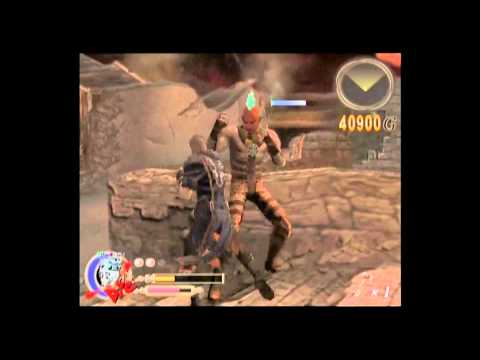 preview-Let\'s Play God Hand! Hard mode - 007 - Stage 2-1: Demons Playing With Fire (ctye85)