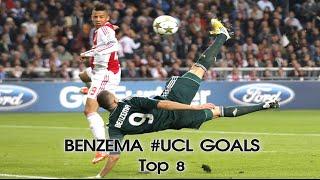Video Karim Benzema | TOP 8 Goals in UCL | HD MP3, 3GP, MP4, WEBM, AVI, FLV Februari 2018