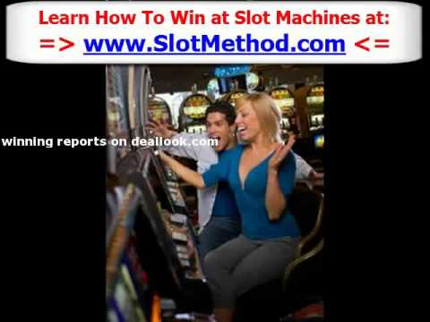 Slot Machine Strategy – Find Out Truth About How To Win Slots by Casino Expert Scotty Sun