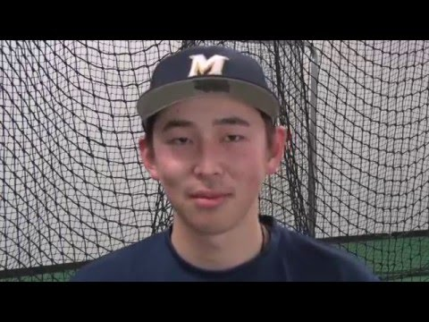 2016 MCC Baseball Player Introductions