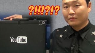 First Asian artist ever to reach 10 million subscribers.THX @YouTube for sending me #thediamondbutton for reaching #10Msubscribers #officialPSYMore about PSY@http://www.psypark.com/http://www.youtube.com/officialpsyhttp://www.facebook.com/officialpsyhttp://twitter.com/psy_oppahttps://www.instagram.com/42psy42http://iTunes.com/PSYhttp://sptfy.com/PSYhttp://weibo.com/psyoppahttp://twitter.com/ygent_official
