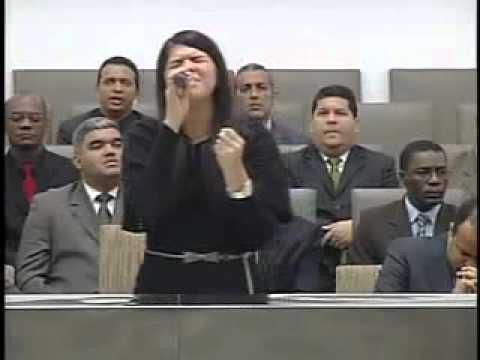 MIRIA MICAL MICAL / UM LUGAR DE ORA��O / CONGRESSO DE JOVENS-ALAGOAS