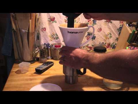 BonaVita Single Cup Pourover Coffee Maker