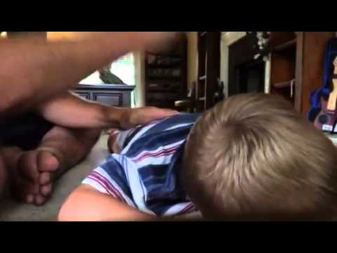 Dad Turns His Son Into A Drum Beatin\'