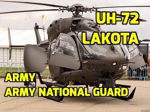 UH-72 LAKOTA HELICOPTER (EC-145)...