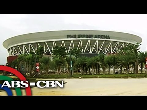 philippine arena - The Iglesia ni Cristo unveiled the Philippine Arena, the world's largest domed arena, a week ahead of its celebration of its 100th anniversary. Subscribe to the ABS-CBN News channel! - http://goo....