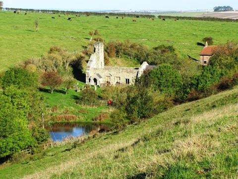 Wharram Percy a Deserted Medieval Village | north yorkshire  Walks