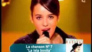 ALIZEE - LA ISLA BONITA - LIVE - MADONNA ´S SONG COVER