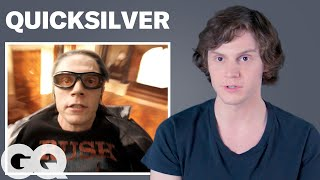 Video Evan Peters Breaks Down His Most Iconic Characters | GQ MP3, 3GP, MP4, WEBM, AVI, FLV Oktober 2018