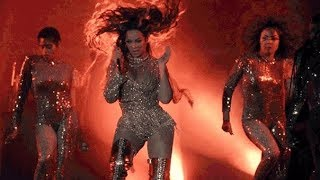 Beyoncé performing at Isha Ambani-Anand's wedding in India