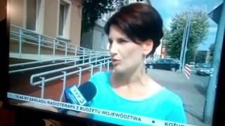 Mocna rozkmina operatora koparki… Reporterka nie była w stanie odpowiedzieć na jego pytanie!