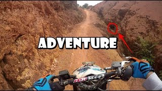 Video Menjelajah Wheelie Ke Gunung Tanah Merah Main Pasir MP3, 3GP, MP4, WEBM, AVI, FLV Maret 2019