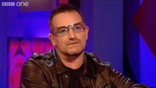 Video When The Edge Punched Bono - Friday Night with Jonathan Ross - BBC One MP3, 3GP, MP4, WEBM, AVI, FLV Juni 2018