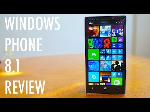 Windows Phone 8.1 в действие