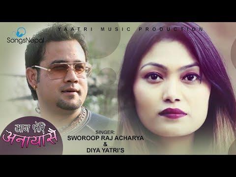 (Aaja Feri Anayasai - Sworup Raj Acharya & Diya....5 minutes, 19 seconds.)
