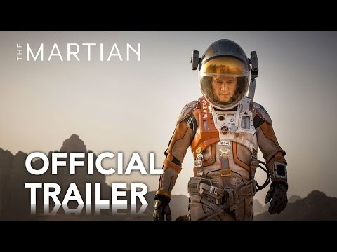 The Martian Movie Picture