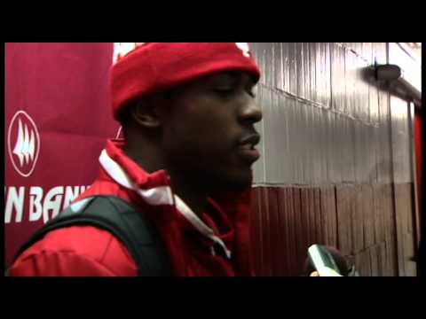 Tevin Coleman Interview 11/15/2014 video.