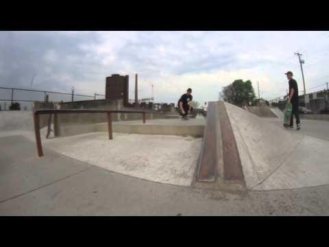 Bethlehem Skate Plaza Phase 2