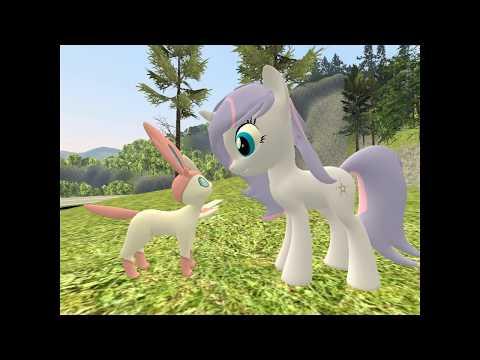 [Mane 6 Sings] Pokemon Theme Song?! (Dinoaur Edition)