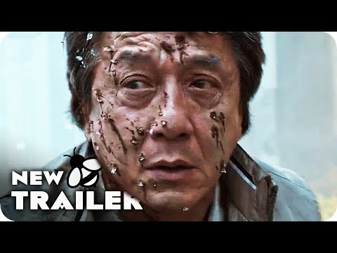 THE FOREIGNER Trailer (2017) Jackie Chan, Pierce Brosnan Action Movie