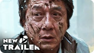 THE FOREIGNER Trailer (2017) Jackie Chan, Pierce Brosnan Action Movie by New Trailers Buzz
