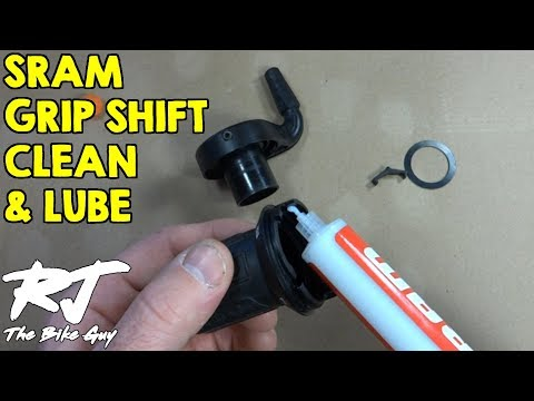 How To Clean & Lube Grip Shift Shifters
