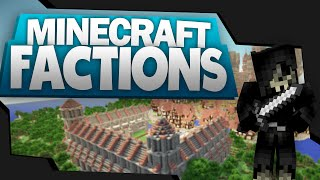 "Minecraft: FACTIONS SPECIAL | ""BLOWING UP OUR OWN BASE!"" w/AciDic BliTzz"